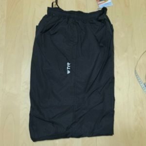 RARE TYR Mens Swim Ventilated Pull-On Pants Black